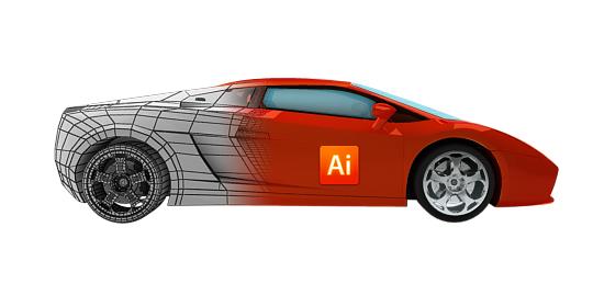 Векторный рендеринг: 3д-графика в дизайне иконок
