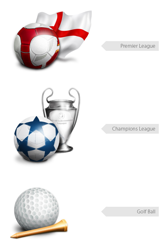 Мячи для Holdet.dk