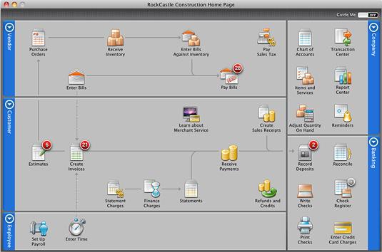 Intuit QuickBooks for Mac 2011