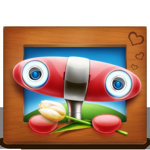 Webka spring icon