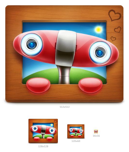 Webka icon